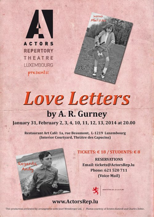 Love Letters 2014