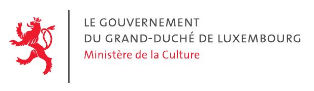 Ministry of Culture Luxebourg - Sponsor of Actors Rep Luxembourg