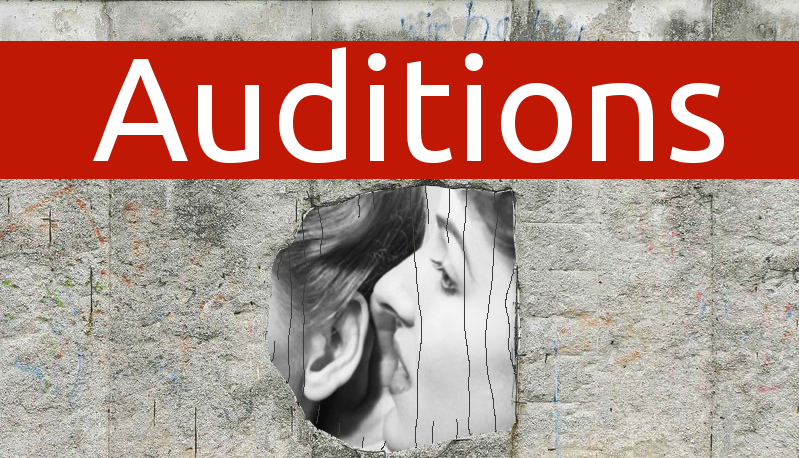HAVE YOU HEARD ABOUT THE AUDITIONS?