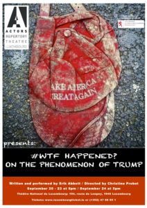 #WTF Happened? On the Phenomenon of Trump