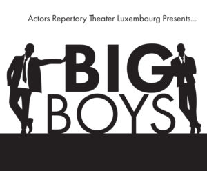 Actors Rep Presents BIG BOYS at Arendt House, November 17-19, 2017