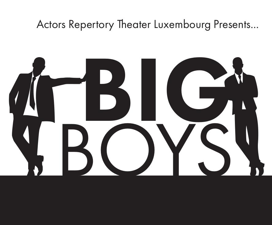 Actors Rep Presents BIG BOYS at Arendt House, November 17-19, 2017